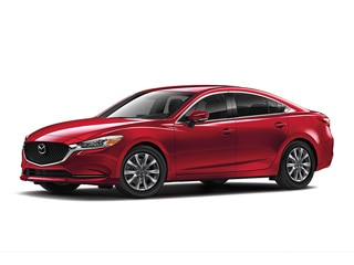 2020 Mazda Mazda6 Sedan Soul Red Crystal Metallic