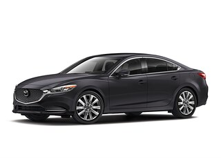new Mazda vehicles 2020 Mazda Mazda6 Signature Sedan JM1GL1XY2L1524577 for sale near you in Canton, OH