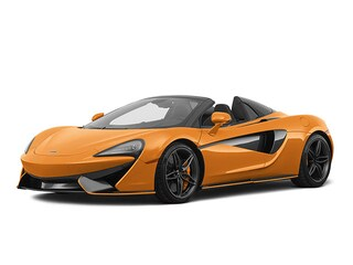 New 2020 Mclaren 570S Convertible in Philadelphia