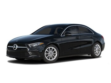 2020 Mercedes-Benz A-Class Sedan