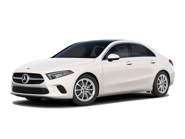 New Mercedes-Benz vehicle 2020 Mercedes-Benz A-Class A 220 4MATIC Sedan for sale near you in Loves Park, IL