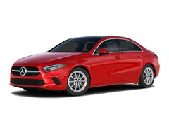New 2020 Mercedes-Benz A-Class A 220 Sedan Jupiter Red for sale in Ft Myers