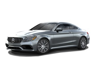 New 2020 Mercedes-Benz C-Class AMG C 63 Coupe Charlotte