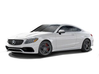 New 2020 Mercedes-Benz AMG C 63 S Coupe for Sale in Fresno