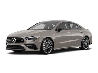 New 2020 Mercedes-Benz CLA AMG CLA 35 Car Fife, WA
