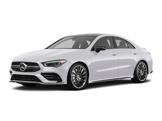 Certified Pre-Owned 2020 Mercedes-Benz AMG CLA 35 Sedan for Sale in Fresno
