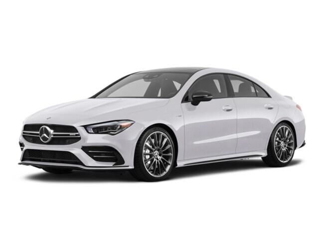 New 2020 Mercedes-Benz CLA CLA 35 AMG 4MATIC Sedan for sale in Arlington VA