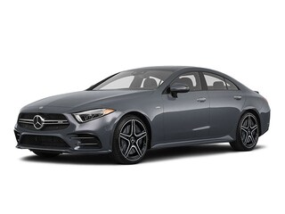 2020 Mercedes-Benz AMG CLS 53 4MATIC Sedan