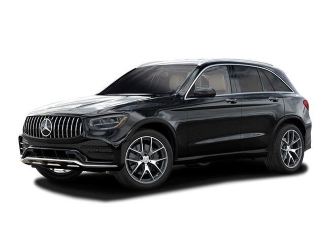 New Mercedes-Benz vehicle 2020 Mercedes-Benz AMG GLC 43 4MATIC SUV for sale near you in Loves Park, IL