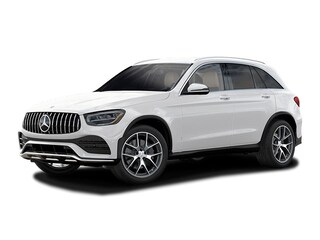 New Mercedes-Benz vehicles 2020 Mercedes-Benz AMG GLC 43 4MATIC SUV 9706 W1N0J6EB3LF772352 for sale near you in Loves Park, IL
