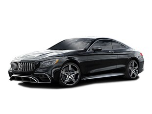 2020 Mercedes-Benz S-Class 4MATIC Coupe