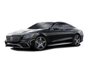 2020 Mercedes-Benz S-Class S 63 AMG® Coupe
