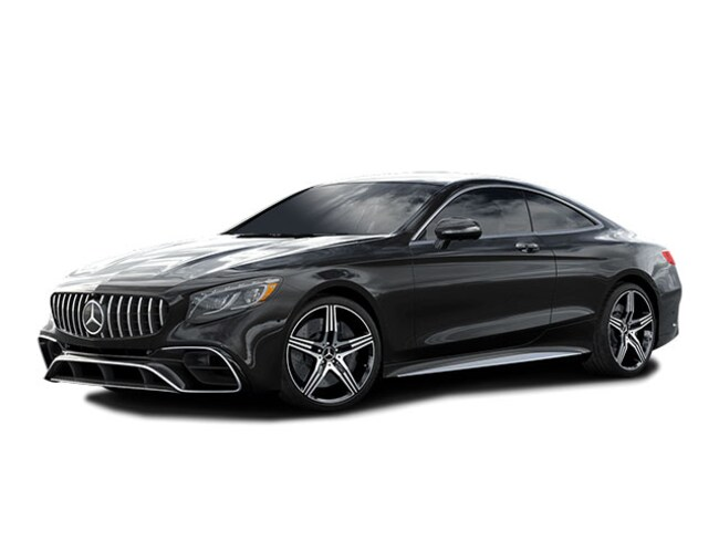 New 2020 Mercedes-Benz AMG S 63 4MATIC Coupe Near Natick