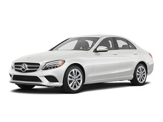 New 2020 Mercedes-Benz C-Class C 300 Sedan Polar White for sale Fort Myers, FL
