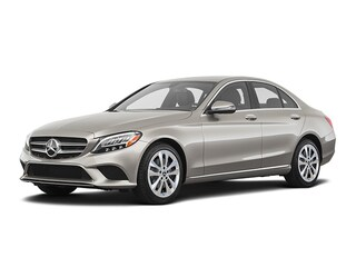 New 2020 Mercedes-Benz C-Class C 300 4MATIC Sedan near Boston, MA