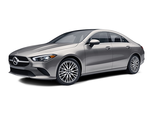 Mercedes Benz West Houston >> 2020 Mercedes-Benz CLA 250 Coupe Digital Showroom ...