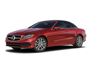 New 2020 Mercedes-Benz E-Class E 450 Convertible Designo Cardinal Red Metallic for sale Fort Myers, FL