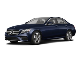 2020 Mercedes-Benz E-Class E 350 4MATIC Sedan Sedan