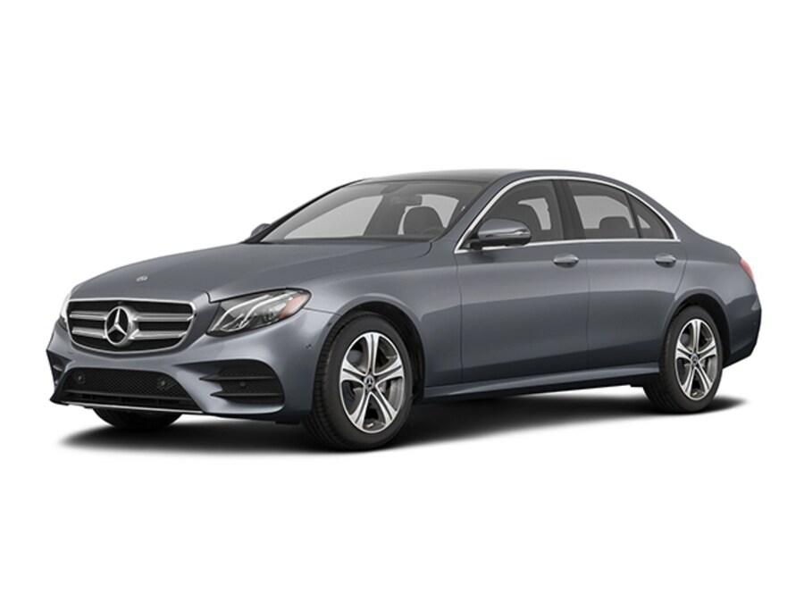 New 2020 Mercedes-Benz E-Class E 450 4MATIC Sedan