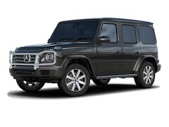 New 2020 Mercedes-Benz G-Class 4MATIC SUV for sale in Denver