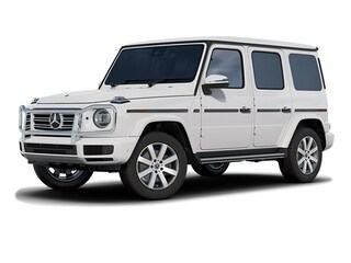 New 2020 Mercedes-Benz G-Class 4MATIC SUV for Sale in Fresno