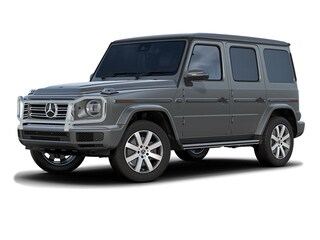 New 2020 Mercedes-Benz G-Class 4MATIC SUV for sale in McKinney, TX