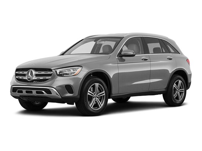 New 2020 Mercedes-Benz GLC 300 4MATIC SUV in Canton, Ohio