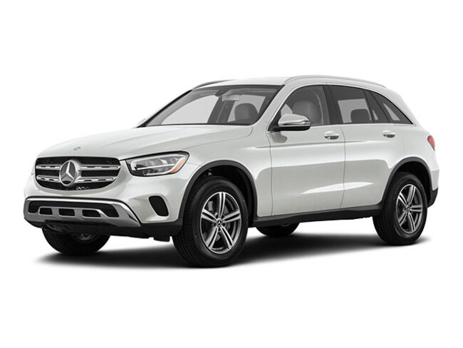New 2020 Mercedes-Benz GLC 300 4MATIC SUV Near Natick