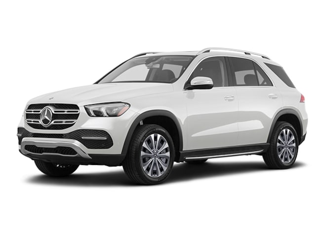 New Mercedes-Benz vehicle 2020 Mercedes-Benz GLE 350 4MATIC SUV for sale near you in Schererville, IN