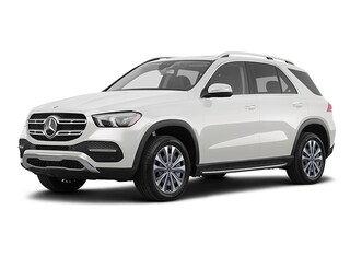 New 2020 Mercedes-Benz GLE 350 4MATIC SUV Designo Diamond White Bright for sale Fort Myers, FL