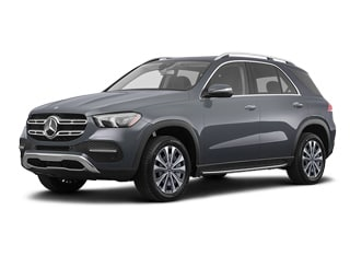 2020 Mercedes-Benz GLE 450 SUV Selenite Gray Metallic