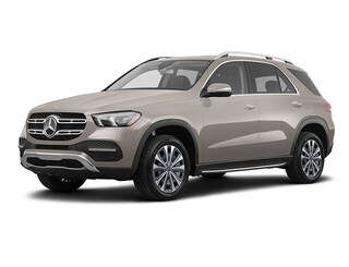 New 2020 Mercedes-Benz GLE 450 4MATIC SUV Mojave Silver Metallic for sale Fort Myers, FL