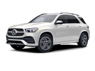 New 2020 Mercedes-Benz GLE 580 4MATIC SUV Designo Diamond White Bright for sale Fort Myers, FL