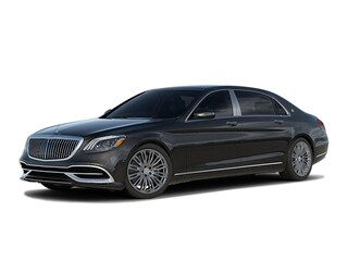 2020 Mercedes-Benz S-Class Maybach S 650 Sedan