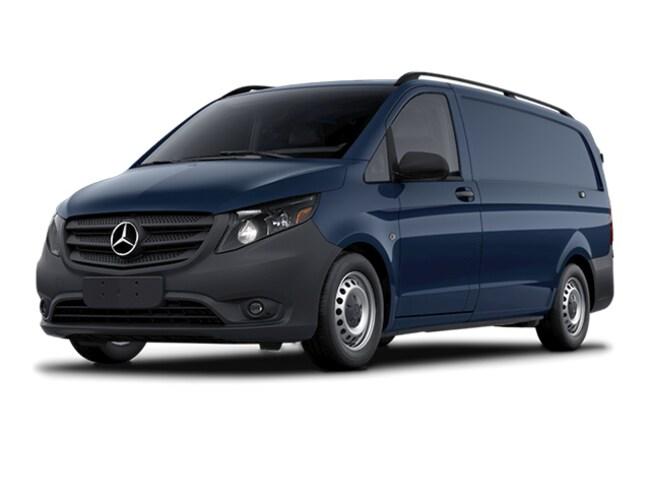 2020 Mercedes-Benz Metris Standard Roof Extended Wheelbase Van Cargo Van