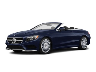 2020 Mercedes-Benz S-Class S 560 Cabriolet Cabriolet