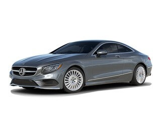2020 Mercedes-Benz S-Class S 560 Coupe