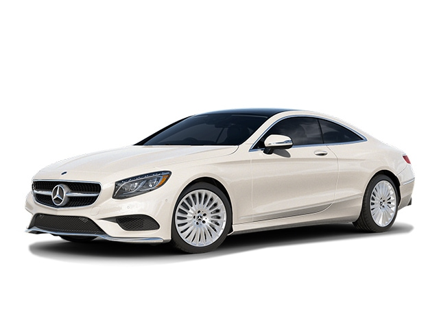 2020 Mercedes-Benz S-Class Coupe