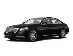 New 2020 Mercedes-Benz S-Class S 560 Sedan Black for sale in Fort Myers