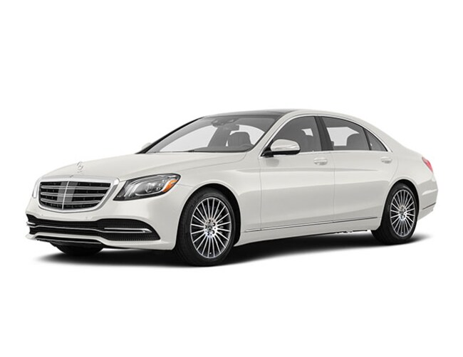 2020 Mercedes-Benz S-Class S 560 Sedan