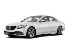 New 2020 Mercedes-Benz S-Class S 450 Sedan For Sale in Plano, TX
