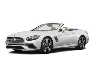 2020 Mercedes-Benz SL 450 Roadster