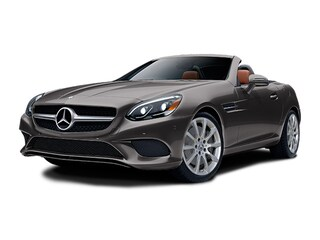 New 2020 Mercedes-Benz SLC 300 Roadster for sale in Belmont, CA