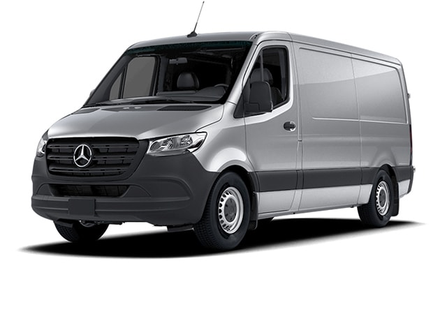 2020 Mercedes-Benz Sprinter 1500 Van