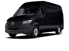New 2020 Mercedes-Benz Sprinter 2500 High Roof V6 CARGO VAN in New England