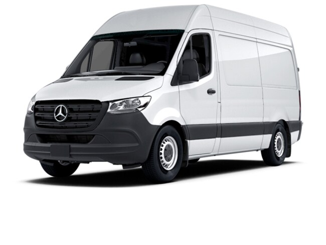 2020 Mercedes-Benz Sprinter 2500 Crew 170 WB Cargo Van