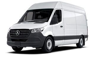 2020 Mercedes-Benz Sprinter Cargo Van 2500 High Roof V6 170 4WD Van