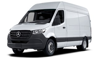 2020 Mercedes-Benz Sprinter 3500 High Roof V6 CARGO VAN