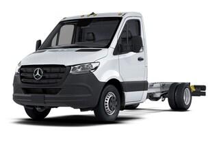 2020 Mercedes-Benz Sprinter 3500XD Chassis Standard Roof V6 Truck