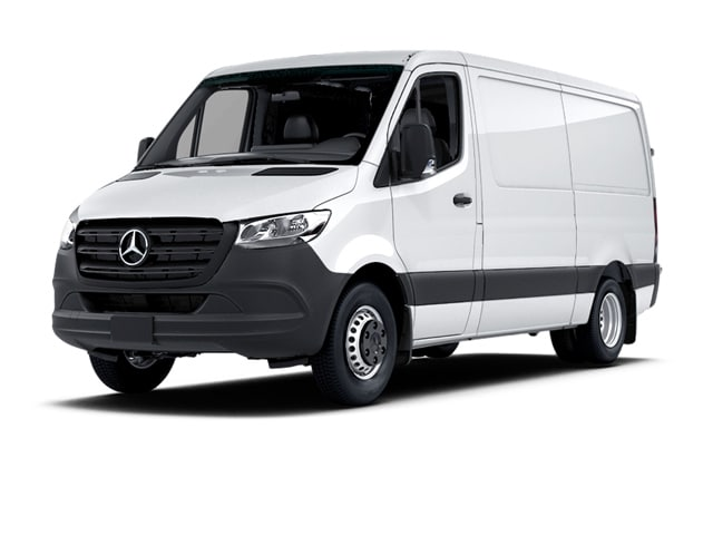 2020 Mercedes-Benz Sprinter 3500XD Van